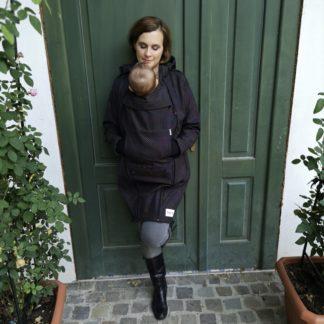 NANA softshell smart coat design