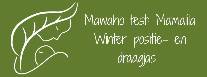 review Mamalila winter positie- en draagjas mawaho.nl