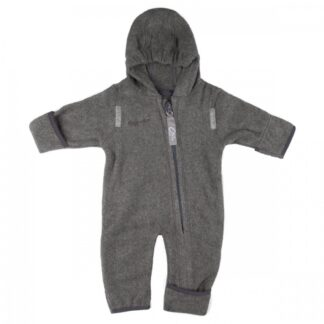 Hoppediz fleece organic cotton onesie mawaho.nl