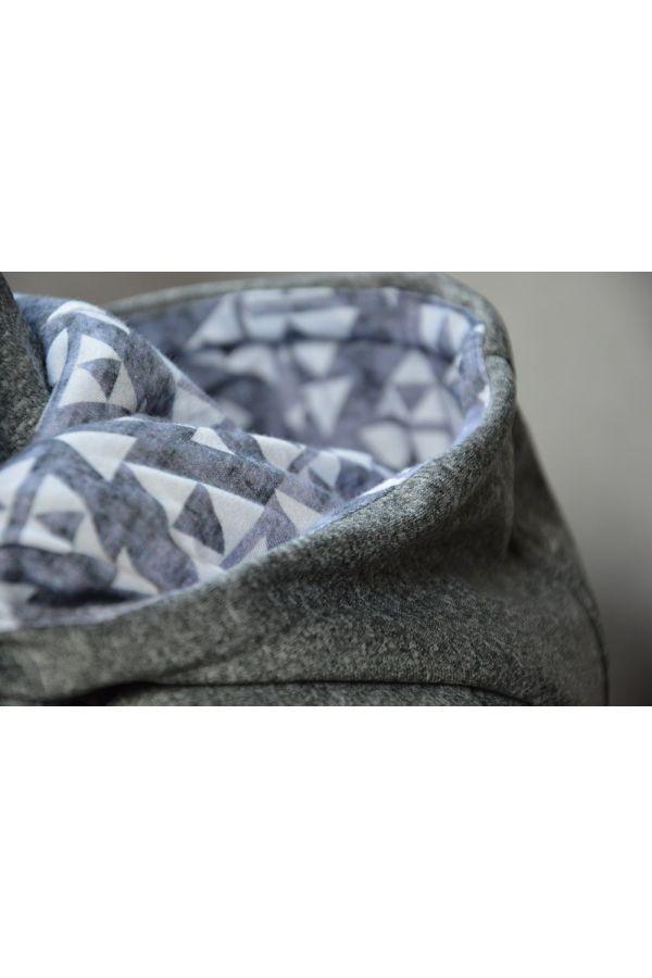 Greyse softshell positie- en draagjas graphite mawaho.nl